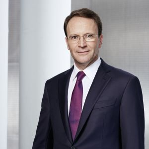 Mark Schneider, CEO Nestle